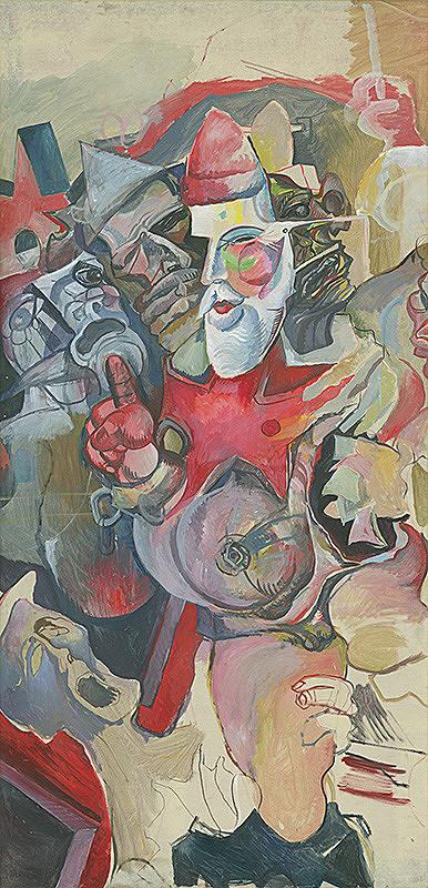 Milan Mravec – Falošný dedo Mráz