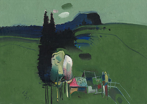 Ferdinand Hložník - Na samote