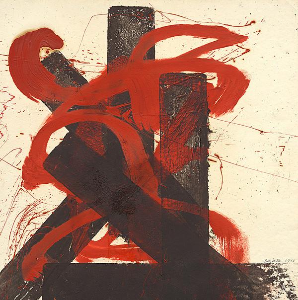 Juraj Bartusz – Sekundová maľba