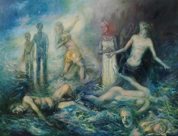 Jozef Srna ml. – Dráma vo vode