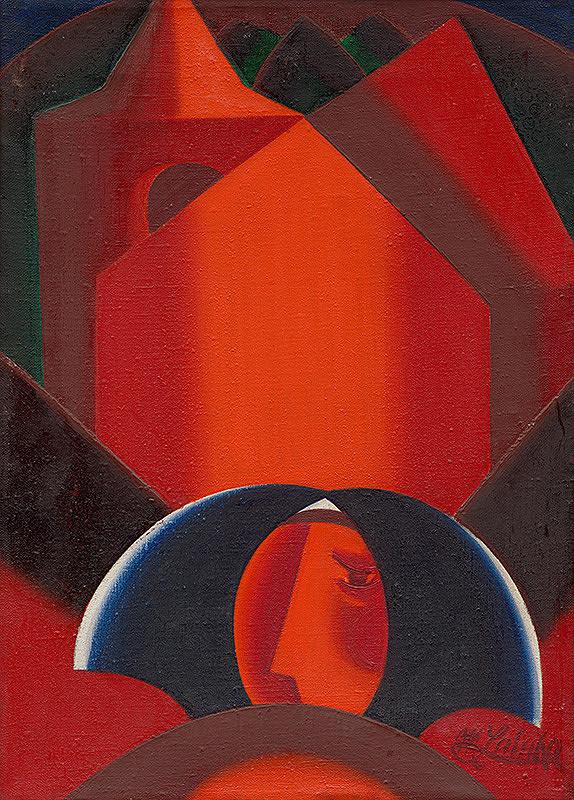 Milan Laluha – Zamyslená