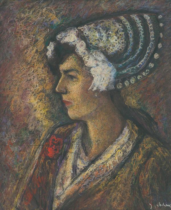 Janko Alexy – Žena z Kozároviec