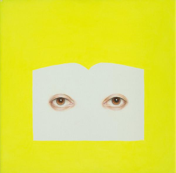 Dorota Sadovská – Svätá Lucia (oči)