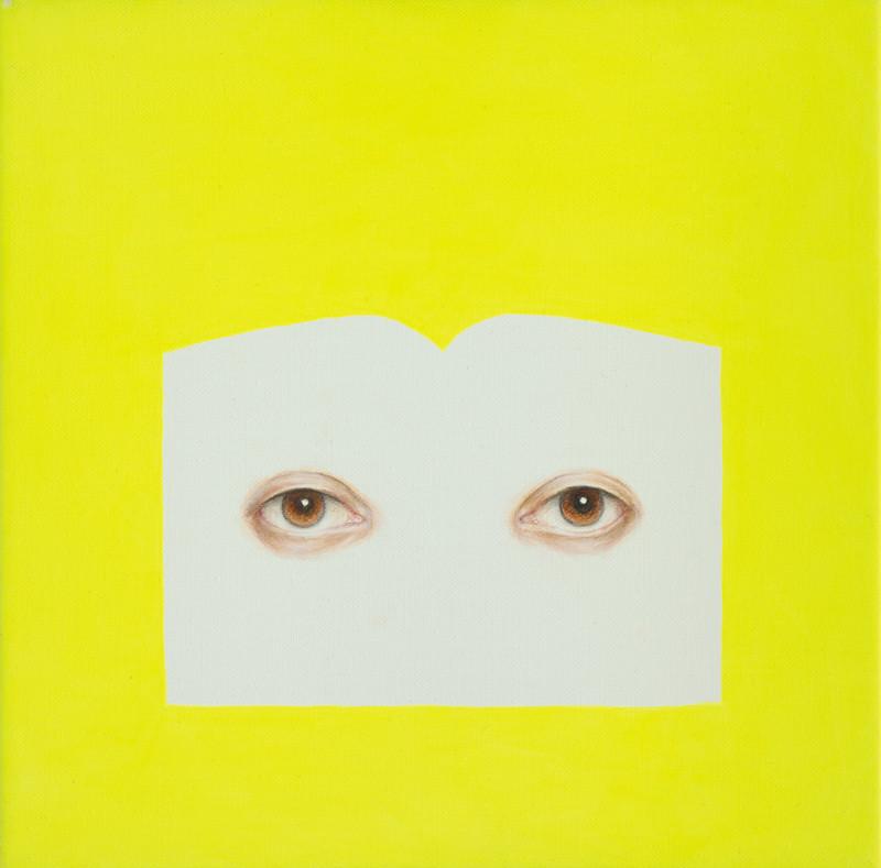 Dorota Sadovská – Svätá Lucia (oči), 2007