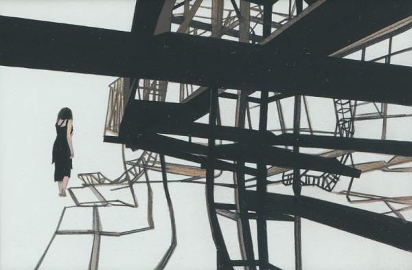 Veronika Šramatyová – Z archívu (Biennale Venezia) 5