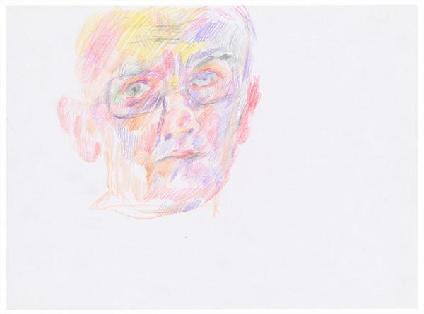Ján Berger – Autoportrét