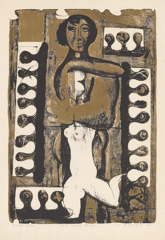 Jozef Baláž – Ave Eva