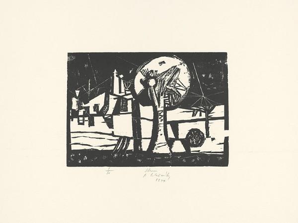 Vincent Hložník – Strom