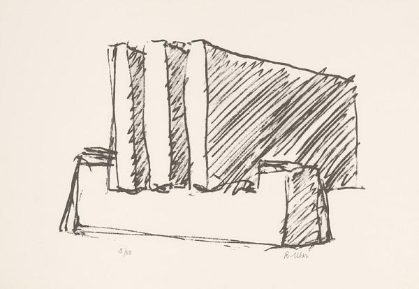 Rudolf Uher – Plastika pre betón