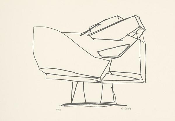 Rudolf Uher – Skica v plastike