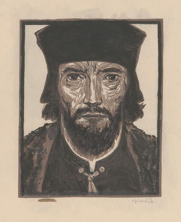 Jaroslav Vodrážka - Majster Jan Hus
