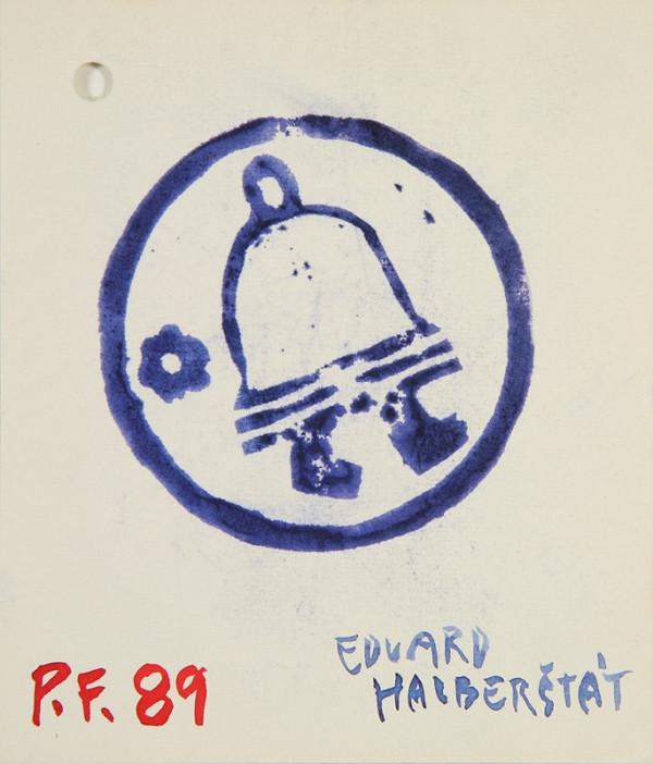 Eduard Halberštát - PF 1989