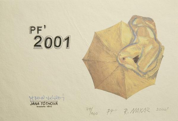 Róbert Makar – PF 2001