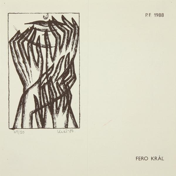 Fero Kráľ - PF 1988