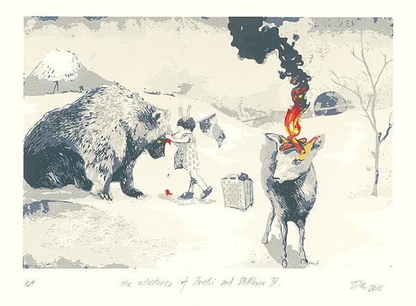Erik Šille - Adventures of Junshi and Stillborn IV.