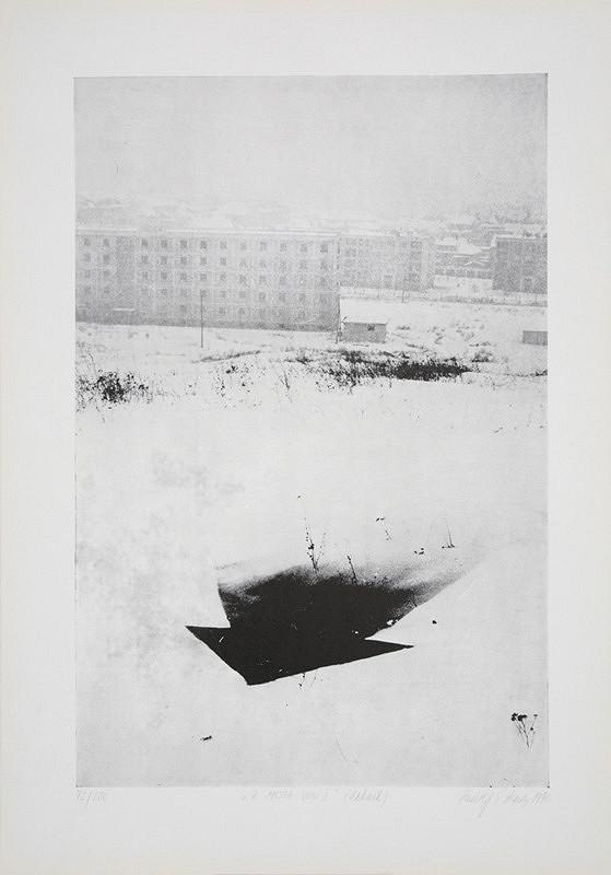 Rudolf Sikora – Z mesta von I. - detail