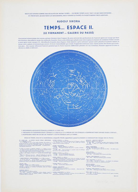 Rudolf Sikora – Temps... Espace II.