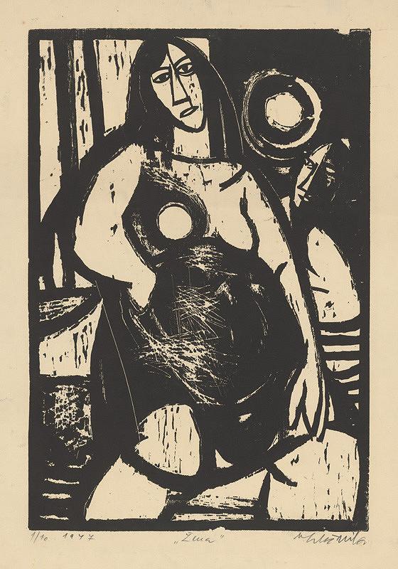 Vincent Hložník – Žena