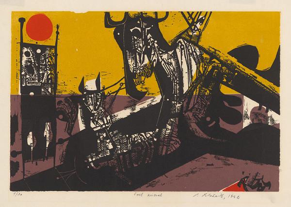 Vincent Hložník – Svet zvierat