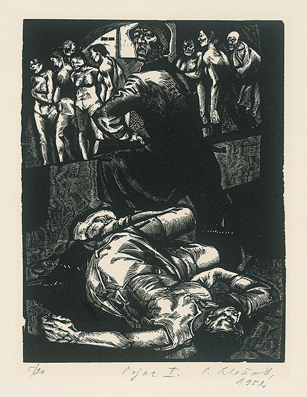 Vincent Hložník - Vojna I.