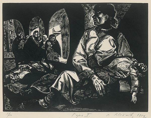 Vincent Hložník - Vojna II.