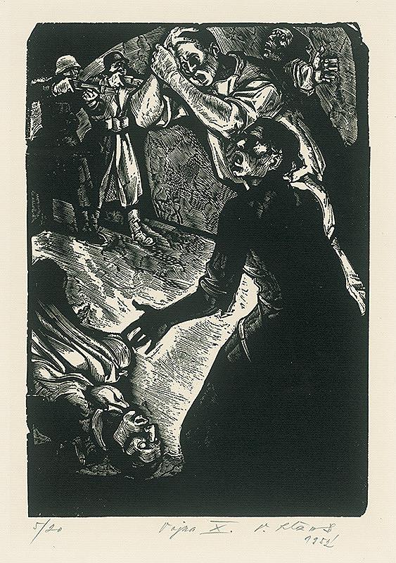 Vincent Hložník – Vojna X.