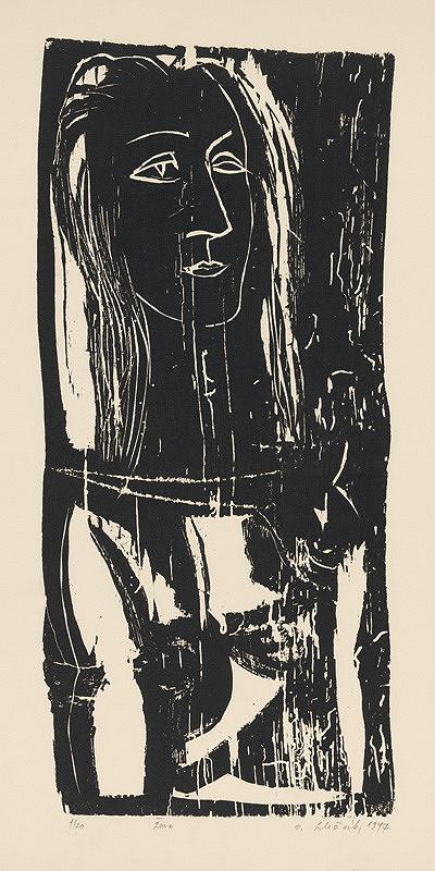 Vincent Hložník - Žena