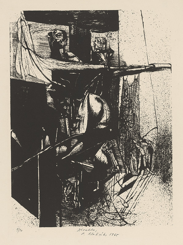 Vincent Hložník – Divadlo