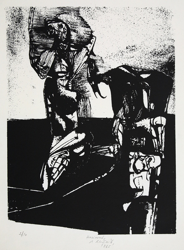 Vincent Hložník – Horizont