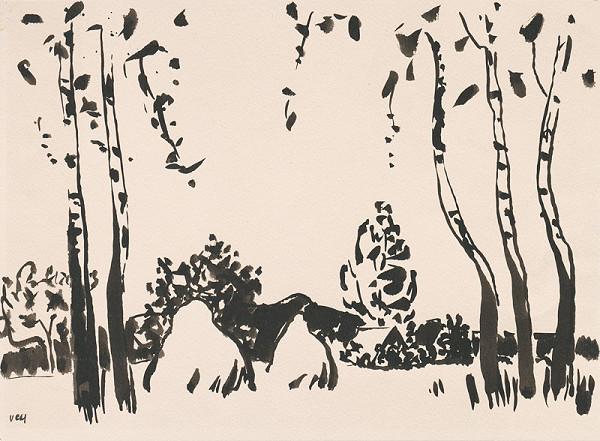 Viliam Chmel – Krajina s brezami