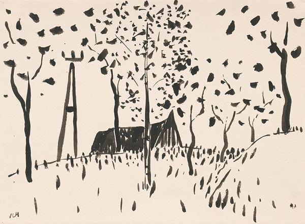 Viliam Chmel – Samota so stromami