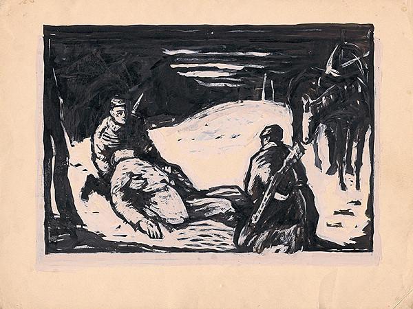 Ján Paľo - Ranený