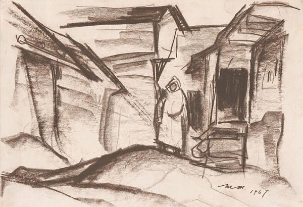 Mária Medvecká – Uzavretý dvor