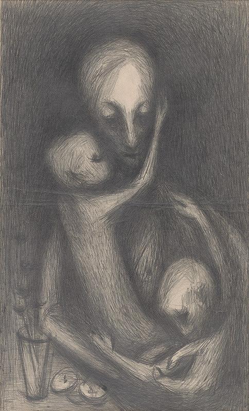 František Studený – Chudobná matka