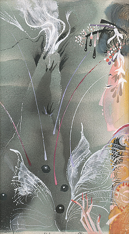 Alžbeta Štefunková-Szabová – Ilustrácia I.