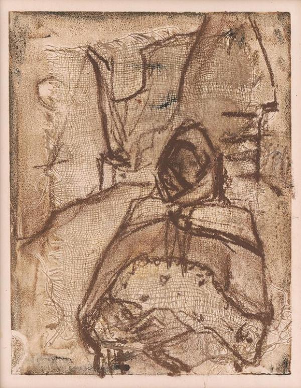 Mária Medvecká – Žena s barančekom