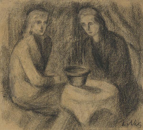 Janko Alexy - Dve ženy
