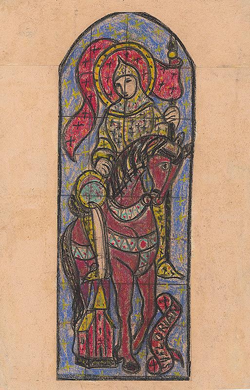 Janko Alexy - Sv.Florián