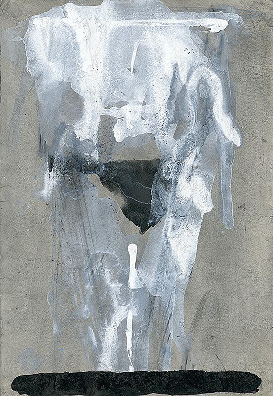 Milan Paštéka – Biela postava