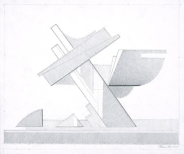 Jaroslav Kubička - Kresba XXXV.