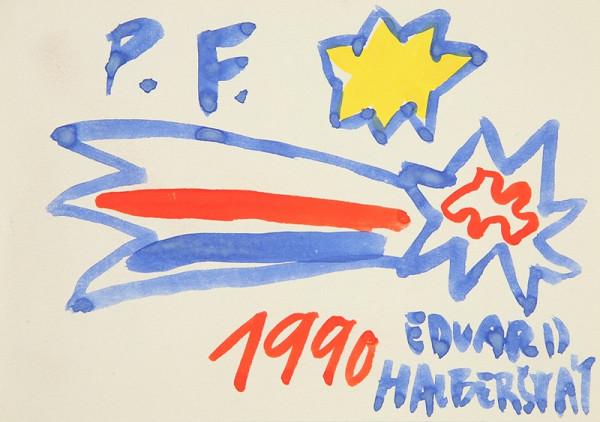 Eduard Halberštát – PF 1990