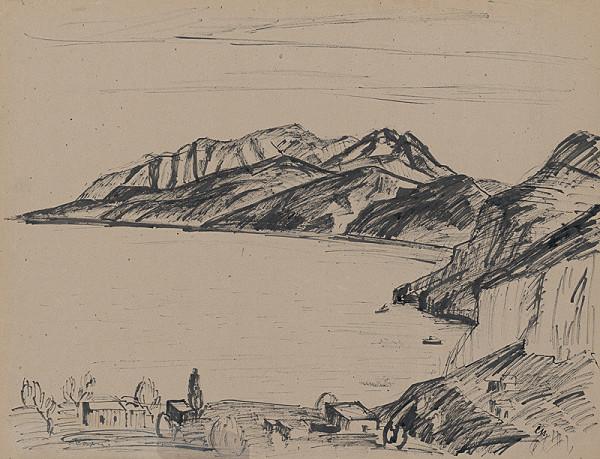 Matilda Čechová – Capri - zátoka
