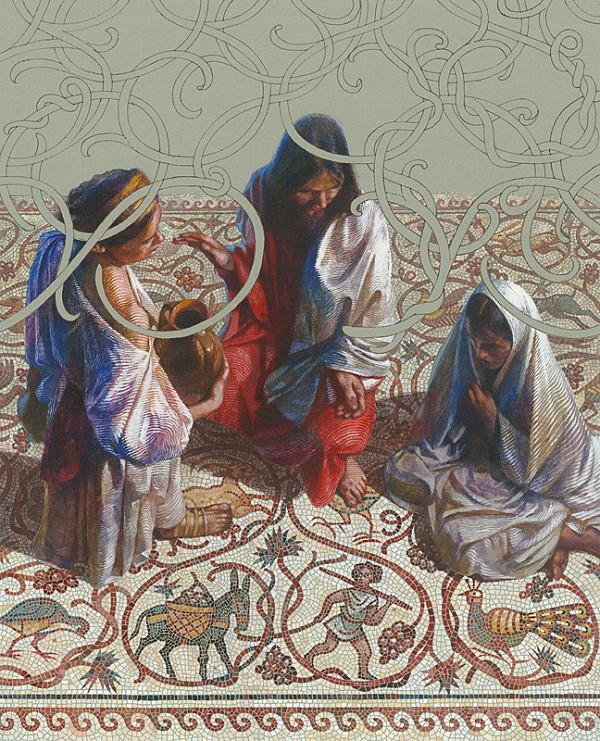 Peter Pollág – Biblia - Ježiš, Mária a Marta