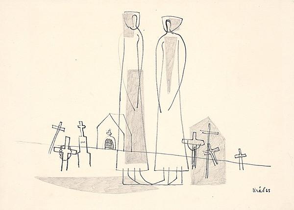 Fero Kráľ – Kresba z Oravy I.