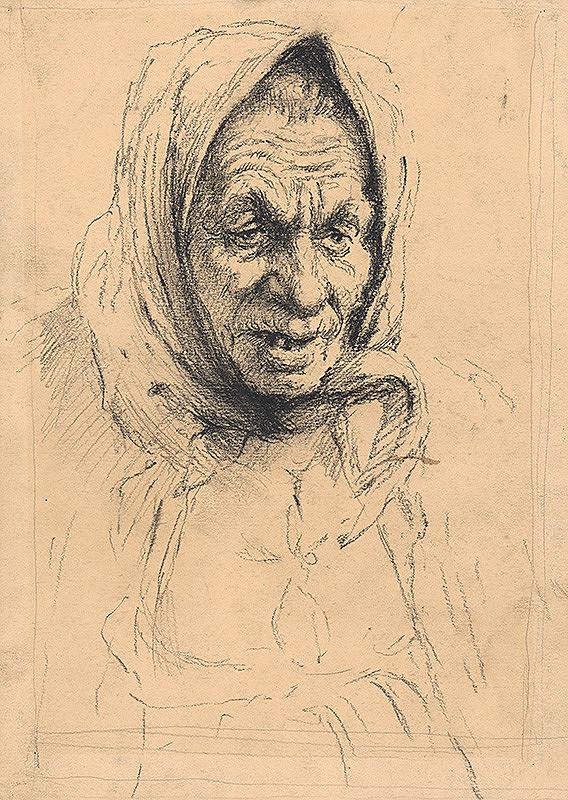 Aleš Veselý – Babka v šatke