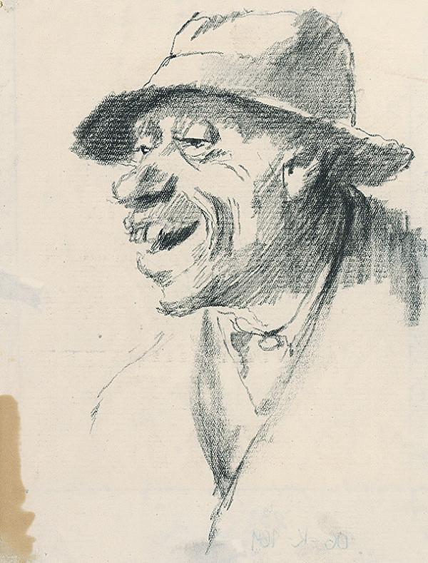 Aleš Veselý - Muž v klobúku