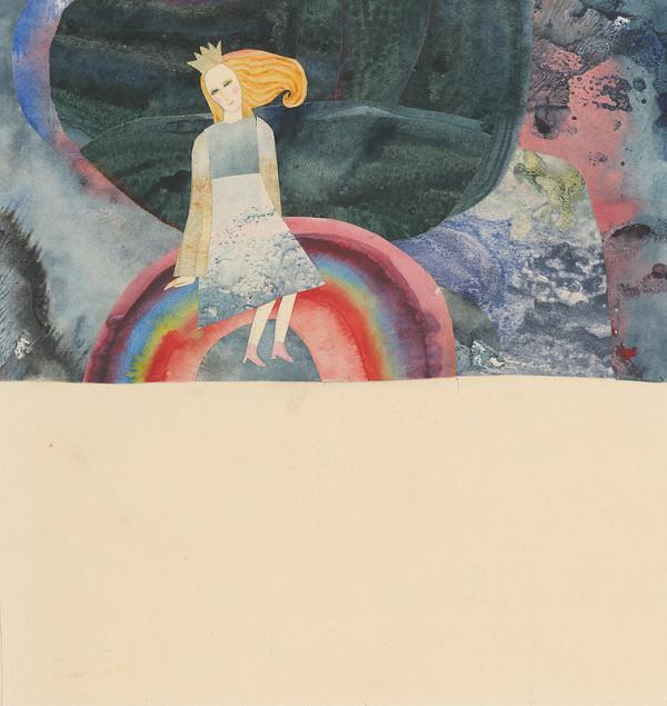Běla Kolčáková - Dievčatko na dúhe