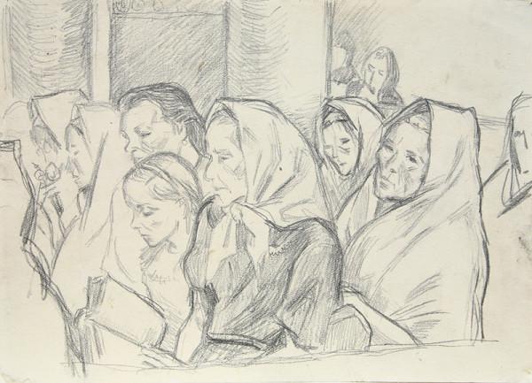 Běla Kolčáková - Dedinské ženy