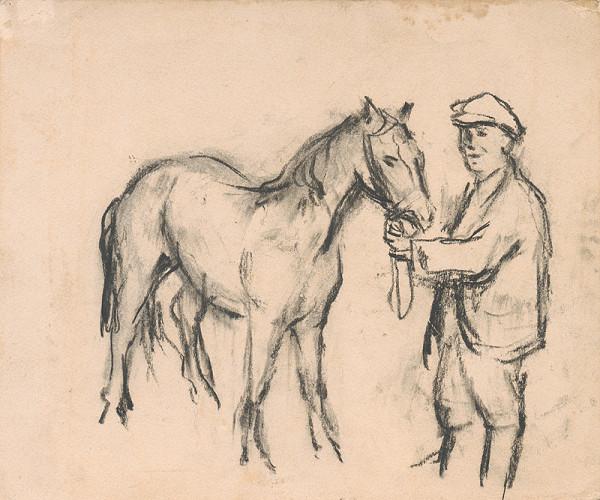 Ignác Kolčák – Muž s koňom