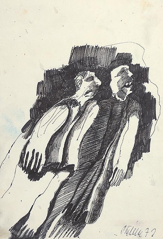 Milan Paštéka - Dvaja starci